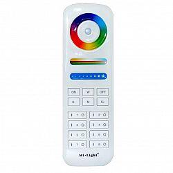 PREMIUMLUX FUT089 Dálkový dotykový ovladač MI-Light pro LED pásky 5v1 RGB-CW-WW 8 zón
