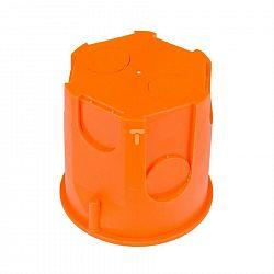 PREMIUMLUX Krabice elektroinstalační PK-60/6 červená