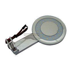 PREMIUMLUX LED svítidlo kruhové na zrcadlo 4,2W 24xSMD2835 12V 330lm NEUTRÁLNÍ BÍLÁ LUX01818
