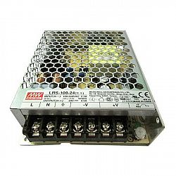 PREMIUMLUX Napájecí zdroj Mean Well LRS-100-24 100W 4,2A 24V DC LUX02429