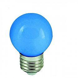 SPECTRUM LED žárovka 1W 4xSMD2835 E27 20lm MODRÁ