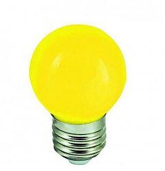 SPECTRUM LED žárovka 1W 4xSMD2835 E27 20lm ŽLUTÁ