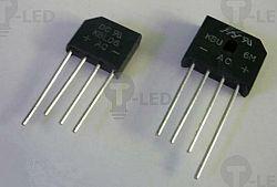 T-LED Usměrňovací můstek pro 230V led pásky